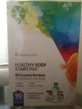 Youngevity Healthy Body Start Pak 90 Essential Nutrients