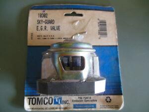 NOS Tomco 10302 EGR Valve For Some 70's & 80's Chrysler 3.7L Apps.