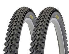 2x Kenda GOMA ATB / MTB CORREA DE LA ENTREPIERNA Neumático bicicleta 26 PULGADAS