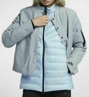 $325 Nike Aeroloft 3 n 1 Water Resistant Wmns SZ XS down coat Jacket 854751-023