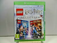 LEGO Harry Potter Collection -(2018, Microsoft Xbox One)  No plastic