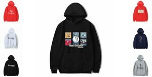 The Henry Stickmin Collection men's and women's loose Hoodies Sweatshirts