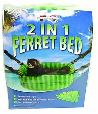 Marshall 2 In 1 Ferret Bed Assorted