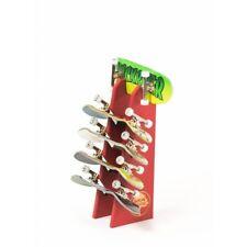 Berlinwood Red Fingerboard Rack Stand Display Blackriver
