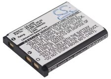 660mAh Battery For Casio Exilim QV-R100BK, Exilim QV-R100RD, Exilim QV-R100SR