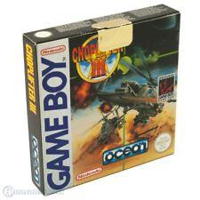 Nintendo GameBoy Spiel - Choplifter III / 3 mit OVP NEUWERTIG