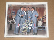 FOUR TOPS - ON TOP & REACH OUT - 2 CD COME NUOVO (MINT)