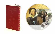 2012 Niue $2 Poets of the Golden Age - Alexander Pushkin 1 Oz Silver Proof Coin