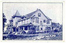 Mahopac Falls Ny - Wistaria Cottage - Postcard