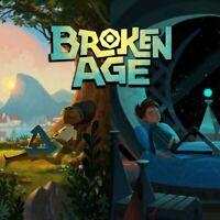Broken Age, PC Digital Steam Key, Email Delivery, Global/Region Free