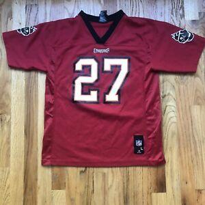 NFL Team Apparel Tampa Bay Buccaneers LeGarrette Blount Home Jersey Sz Youth L