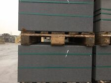 "Terrassenplatten (B-Ware) Schwarz Basalt Imprägniert ""Bakumś"" 80x40x4"
