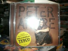 PETER ANDRE,ACCELERATE,INCLUDES BONUS TRACK AND POSTER,TESCO RELEASE