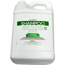 1 Gallon Genuine Kirby Allergen Shampoo. (Lavender Scent). Use with all model