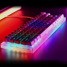 Womier K66 66key RGB black light gaming keyboard