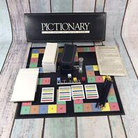 PICTIONARY BOARD GAME 1987 PARKER ORIGINAL