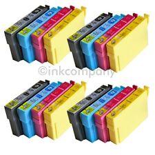 16 kompatible Tintenpatronen für den Drucker Epson SX435W SX130 SX125