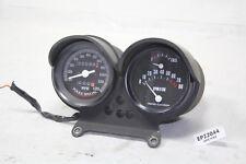 Harley FXR FXRP tach + speedo + fuel gauge + gaugemount + cups + visors EPS22044