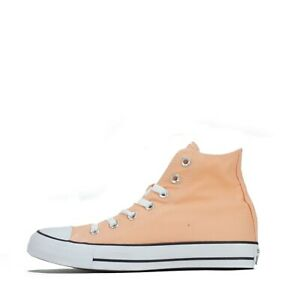 Converse Chuck Taylor All Star High Top Women's Trainers Shoes Plimsolls Sunset