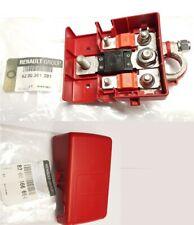 Batterieklemme Polklemme & Abdeckung Für Renault Megane II Scenic II 8200166664