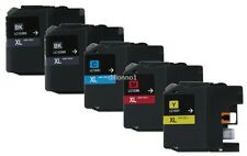 5 PACK For Brother LC-103XL Ink For MFC-J4410DW MFC-J4510DW MFC-J4610DW Printer
