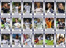 La Galaxy 2011 MLS Cup final ganadores fútbol Trading Cards