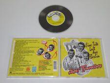 The 3 Travellers / A Bag of Luft Aus Berlin (Bear Family BCD 16014 AH) CD Album