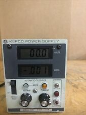 Kepco ATE 55-1M Automatic Crossover 0-55V 0-1A ATE55-1DM Power Supply Unit