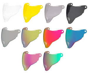 Icon Airflite Visors For Airflite Motorcycle Motorbike Helmet All Colours