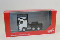 Herpa 308724 Volvo FH 6x2 Tractor, White 1:87 NEW ORIGINAL PACKAGING