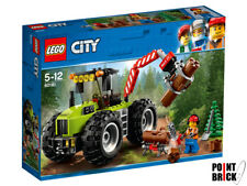 LEGO 60181 CITY GREAT VEHICLES Trattore forestale
