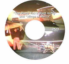The Aeronca You'll Want to Fly & Wings of Mercy, Aeronca History Movie DVD, 1946