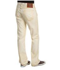 $219 NEW True Religion Brand Jeans Mens Bobby Phoenix Khaki Straight Leg Denims
