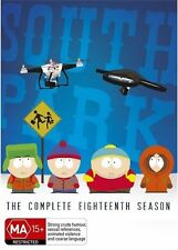 South Park - Season 18 : NEW DVD