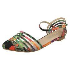 Satin Casual Sandals & Flip Flops for Women