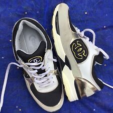 Beautiful Chanel Womans Trainers