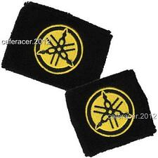 YAMAHA BRAKE/CLUTCH RESERVOIR SOCKS FLUID TANK CUP COVER SET  R1 R6 BLACK&YELLOW