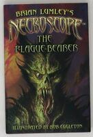 Necroscope : The Plague-Bearer by Brian Lumley (2010, Hardcover)