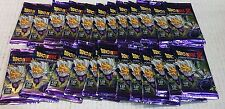 24 x Panini Dragon Ball Z TCG DBZ Awakening Booster Packs (12 cards per pack)