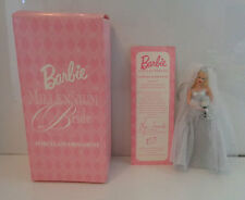 2000 Barbie as the Millennium Bride Holiday Tree Ornament