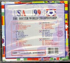 USA 1994 The Soccer World Championship - The National Anthems