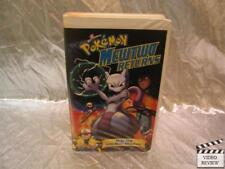 Pokemon Mewtwo Returns VHS Screener