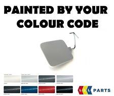 Neuf SEAT LEON 13-17 pare-chocs avant Tow Hook Eye Cover peint par votre code couleur
