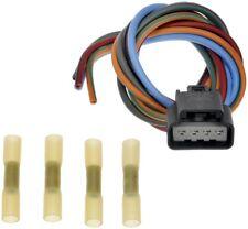 HVAC Blower Motor Resistor Connector fits 05-07 Jeep Grand Cherokee 4.7L-V8