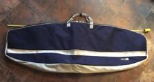 Wet Tech Wakeboard Bag w/Carry Strap Navy Blue And White