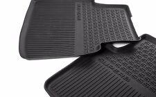 Original rear rubber foot mats for NEW SUPERB  3V0061551