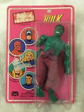 Vintage Mego Incredible Hulk Action Figure from the 1970s