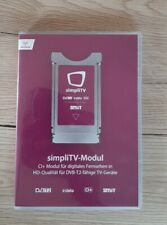 SimpliTV MODUL CI+ irdeto (DVB-T2)  ORF HD Aktiv