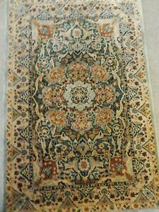 Classy, Fine Oriental Carpet, Silk Carpet,Silk on Silk