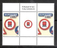 Suriname Zbl Nr 1252 in TB paar met tussenstrook    Postfris.